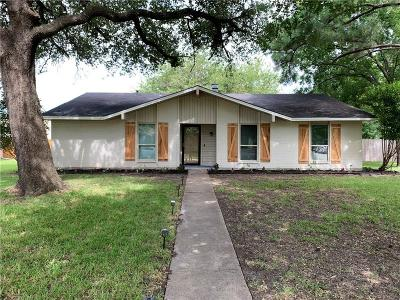 Mesquite Single Family Home For Sale: 205 Longshadow Lane