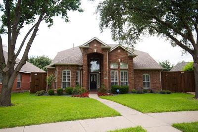 Plano Single Family Home For Sale: 8509 Bridgend Court