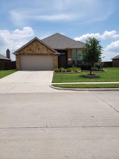 Waxahachie Single Family Home For Sale: 126 Sumac Drive