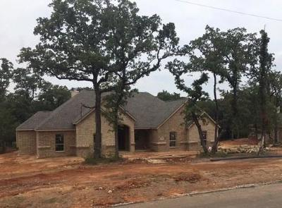 Parker County Single Family Home For Sale: 316 Scenic Wood Drive
