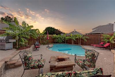 Allen Single Family Home For Sale: 1405 Winterwood Drive
