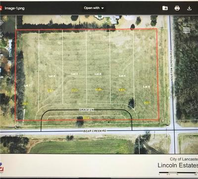 Dallas County Residential Lots & Land For Sale: 2521 Grace Lane