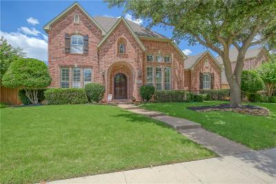 Plano Single Family Home For Sale: 5637 Risborough Drive