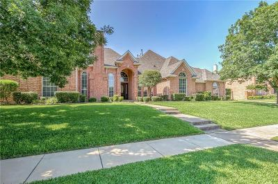 Colleyville Single Family Home For Sale: 2107 High Gate Drive