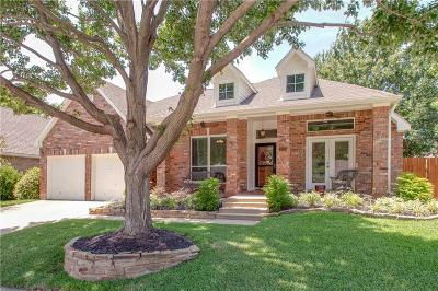 Flower Mound Single Family Home For Sale: 3005 Brush Creek Lane