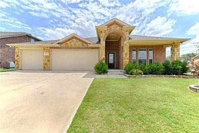 Anna TX Single Family Home For Sale: $245,000