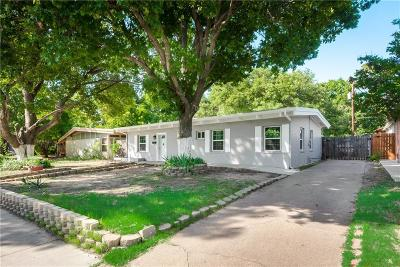 Irving Single Family Home For Sale: 1929 Standish Drive