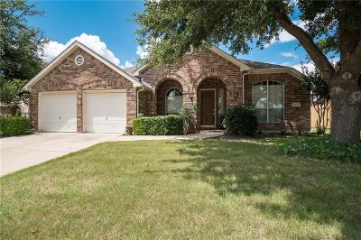 Rowlett Single Family Home For Sale: 7402 Mayleaf Court