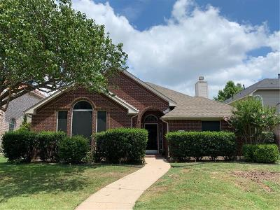 Plano Residential Lease For Lease: 2333 Terping Place