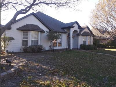Fort Worth Single Family Home For Sale: 5020 Highland Meadow Drive