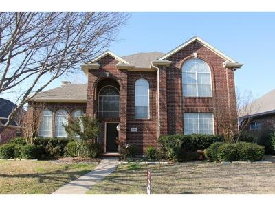 Plano Residential Lease For Lease: 4809 Bear Run Drive