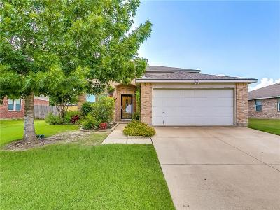 Fort Worth Single Family Home For Sale: 5129 River Rock Boulevard