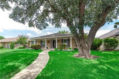 Dallas Single Family Home For Sale: 7305 La Manga Drive