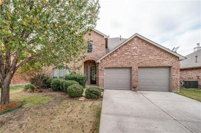 Little Elm Single Family Home For Sale: 2416 Marble Canyon Drive