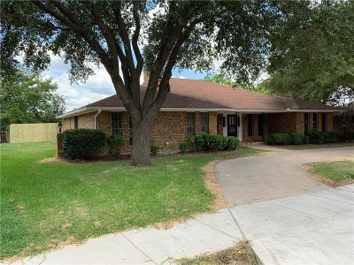 Ennis Single Family Home For Sale: 1908 Yorkstown Drive