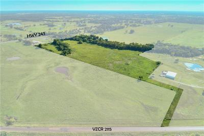 Canton TX Farm & Ranch For Sale: $175,000