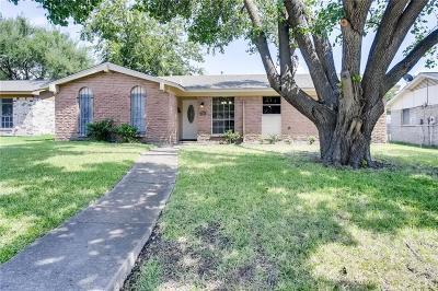 Garland Single Family Home For Sale: 730 Waikiki Drive