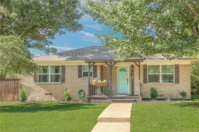 McKinney Single Family Home For Sale: 1101 W Erwin Avenue