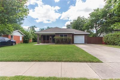 Garland Single Family Home For Sale: 128 E Taylor Drive
