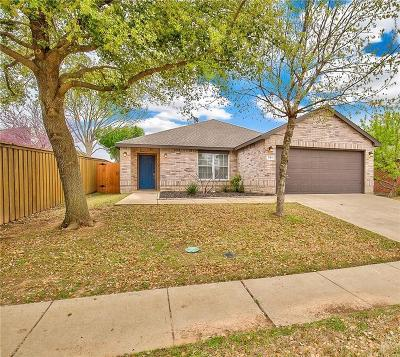 McKinney Single Family Home Active Option Contract: 701 Richmond Drive
