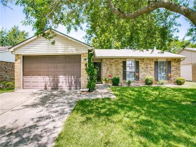 Mesquite Single Family Home For Sale: 217 Long Canyon Drive