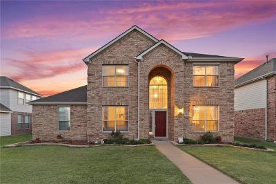 The Colony Single Family Home For Sale: 4013 Standridge