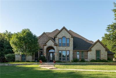 Aledo Single Family Home For Sale: 1203 Claiborne Court