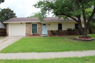 Garland Single Family Home For Sale: 4036 Charter Drive