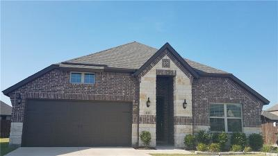 Melissa Single Family Home For Sale: 4410 Cherry Cove