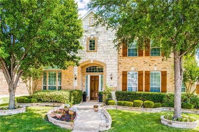 Plano Single Family Home For Sale: 4124 Hearthlight Court