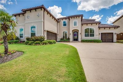 Frisco Single Family Home For Sale: 12098 Via Bello Court