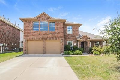 Forney Single Family Home For Sale: 109 Highcreek Drive