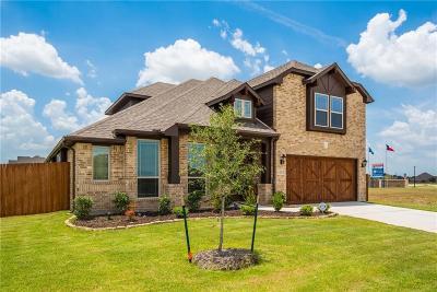 Waxahachie Single Family Home For Sale: 1115 Wheatland Terrace
