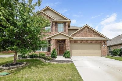Little Elm Single Family Home For Sale: 708 Green Coral Drive