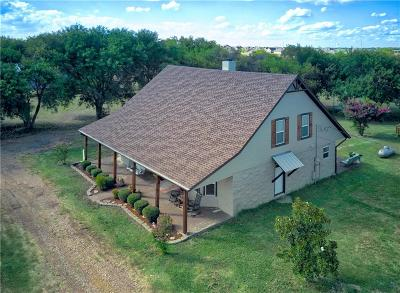 Single Family Home Active Contingent: 10630 Fm 2932