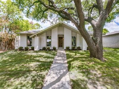 Dallas County Single Family Home For Sale: 10909 Wallbrook Drive