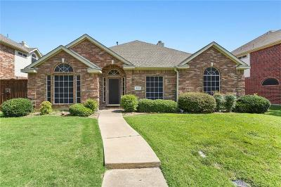 Lewisville Single Family Home For Sale: 445 Misty Lane