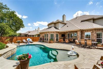 Dallas County, Denton County, Collin County, Cooke County, Grayson County, Jack County, Johnson County, Palo Pinto County, Parker County, Tarrant County, Wise County Single Family Home For Sale: 1400 Stanford Lane