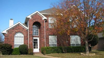 Plano Residential Lease For Lease: 4543 Cape Charles Drive