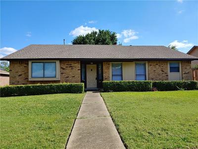 Plano Residential Lease For Lease: 3228 Santana Lane