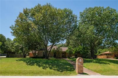 Dallas County, Denton County, Collin County, Cooke County, Grayson County, Jack County, Johnson County, Palo Pinto County, Parker County, Tarrant County, Wise County Single Family Home For Sale: 1880 Summer Lane