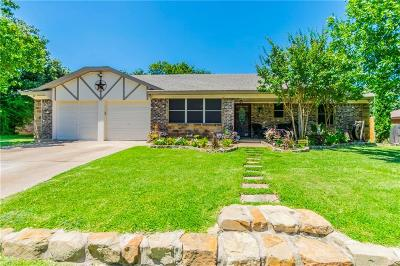 North Richland Hills Single Family Home For Sale: 6821 Fair Meadows Drive
