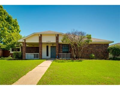 Lewisville Residential Lease For Lease: 1593 N Valley Parkway