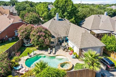 Plano Single Family Home For Sale: 4105 Burnhill Drive