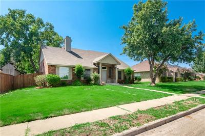 The Colony Single Family Home For Sale: 4020 N Colony Boulevard