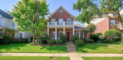 Carrollton Single Family Home For Sale: 1819 Auburn Drive
