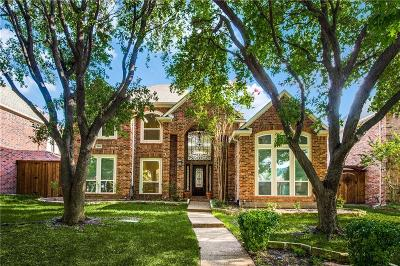 Plano Single Family Home For Sale: 3909 Hogan Manor Drive