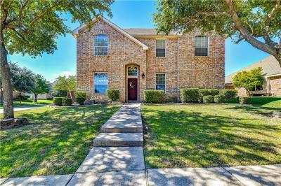 Dallas County, Denton County, Collin County, Cooke County, Grayson County, Jack County, Johnson County, Palo Pinto County, Parker County, Tarrant County, Wise County Single Family Home For Sale: 5218 Griffins Pointe Drive