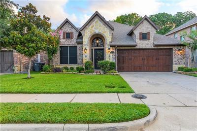 Single Family Home For Sale: 6627 Forney Branch Court
