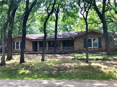 Highland Village Single Family Home For Sale: 201 Oak Forest Drive